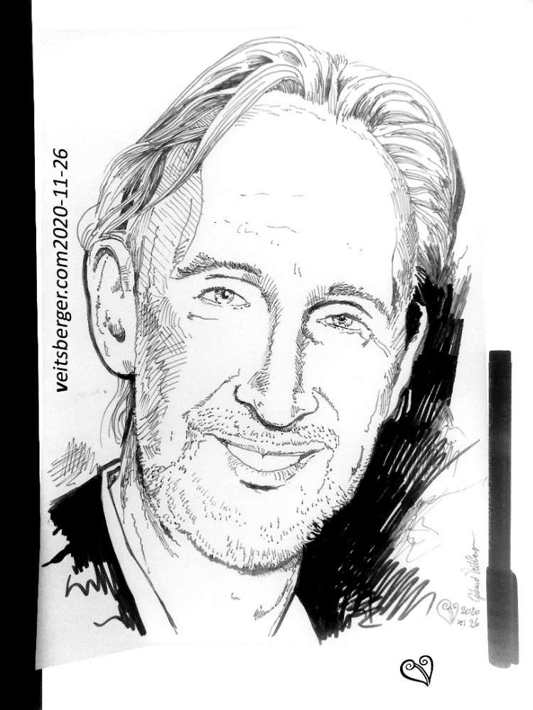 Mike Rutherford par veitsberger